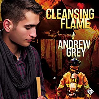 Cleansing Flame audiobook cover art