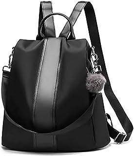 StillCool Mochila Mujer Antirrobo Bolsa para Mujer Tela Oxford, Mochila Bolsos de Mano Impermeable y Antirrobo Backpack Da...