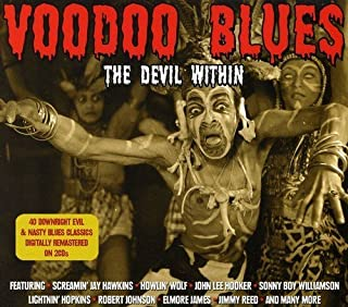 Voodoo Blues - The Devil Within by Various Artists (2010-06-27)