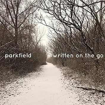 Written on the Go