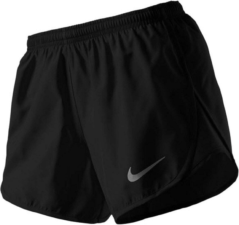 Women's Nike Ranking TOP12 Dry Tempo Sales for sale Medium Black Running Short