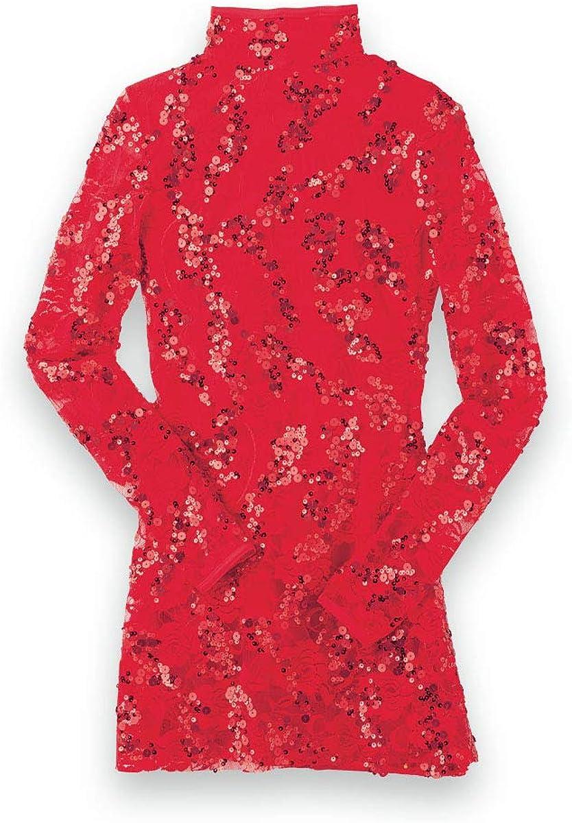 Balera Dress セール特別価格 Girls Costume for Dance Long Lace Sequin 特価 and Womens