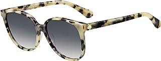 Kate Spade Women's 202623 Sunglasses, Color: Havanaanbeig, Size: 56
