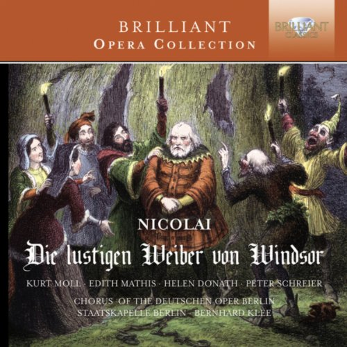 """Die lustigen Weiber von Windsor, Act 3: No. 15 \""""Mücken, Wespen, Fliegenchor\"""" (Chorus, Herne, Falstaff, Slender, Dr. Caius)"""