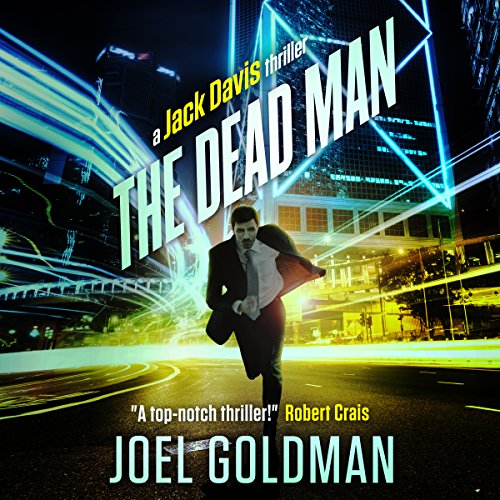 The Dead Man audiobook cover art