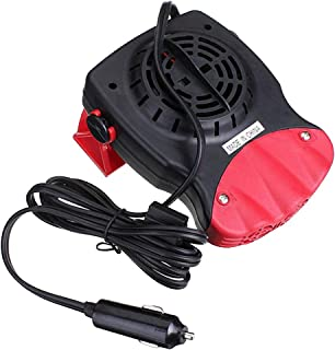 MagiDeal High Quality 150W 2 in 1 Car Heating Cooling Fan Heater Defroster