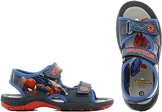 Marvel Spiderman Boys Sport Sandal, Navy, 28 EU