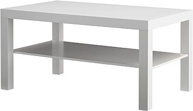 طاولة ظهر غير رسمية , ابيض - 90 سم x 55 سم