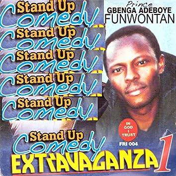 Stand up Comedy Extravaganza, Vol. 1
