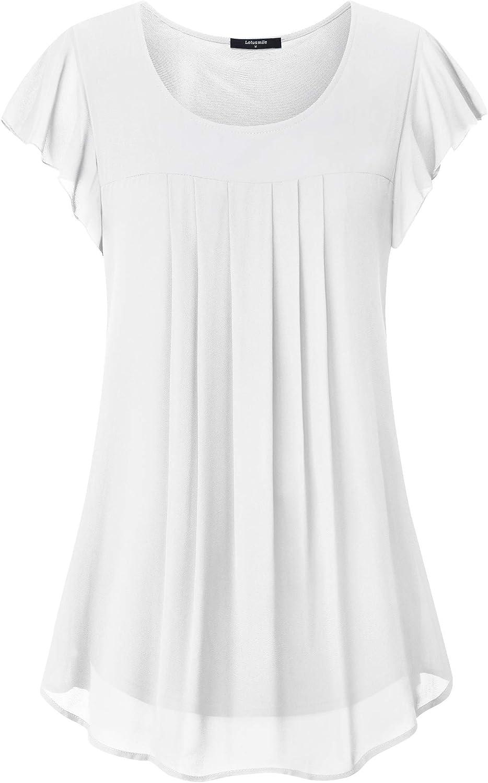 Lotusmile womens Shirt Tunic