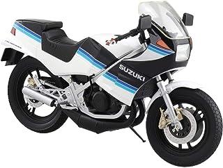 スカイネット 1/12 完成品バイク スズキ RG250Γ ブルー × ホワイト