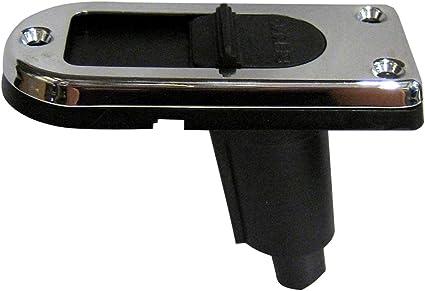 Perko Locking Collar Pole Light Mounting Base 2 Pin Round