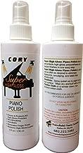 Super High Gloss Piano Polish - 1 bottle, 4oz Spray