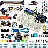 Miuzei Arduino 用 R3 初心者ス 電子工作 ターターキット mega2560 R3 nanoと互換できる(日本語マニュアル付き)