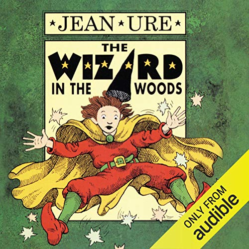 The Wizard in the Woods cover art