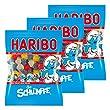 Haribo Schlümpfe  3er Pack  Gummibärchen  Weingu