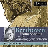 Beethoven Piano Sonatas Vol 5