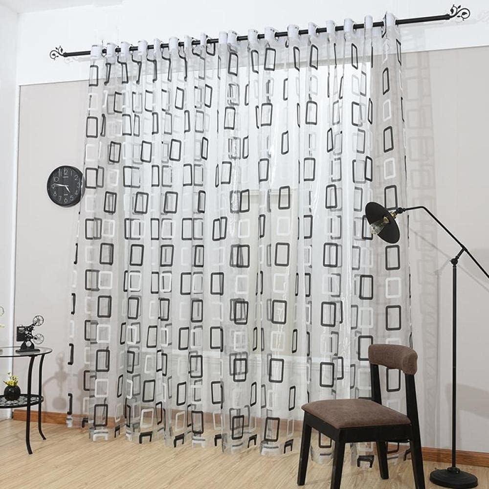 Blackout Curtains for Bedroom Rideaux No Transparents Carreaux Classic À Cheap sale