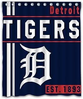 Best detroit tigers curtains Reviews