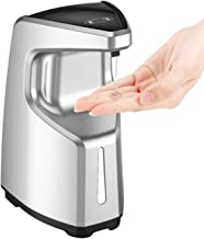 HOXIYA 4 Modes Profession IPX6 Automatic Soap Dispenser for Hospital/School/Office/Airport,Touchless Hand-Free 450ml Capac...