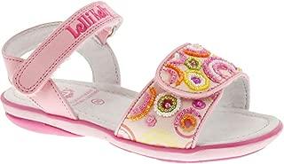 Girls Lk1416 Swirl Fashion Sandals