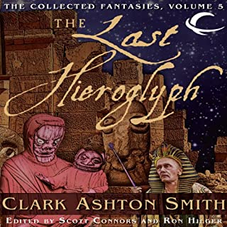 The Last Hieroglyph cover art