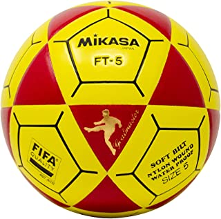 Black and White Mikasa USA SWL 317 F Mini Series Futsal or Indoor Soccer Ball
