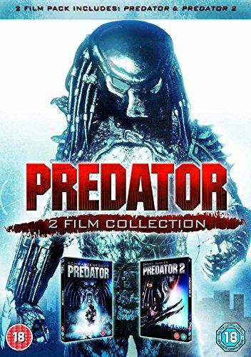 Predator 1 & 2 Box Set [DVD]