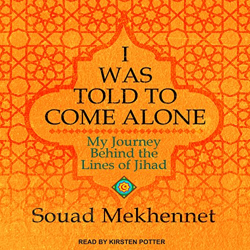 I Was Told to Come Alone audiobook cover art