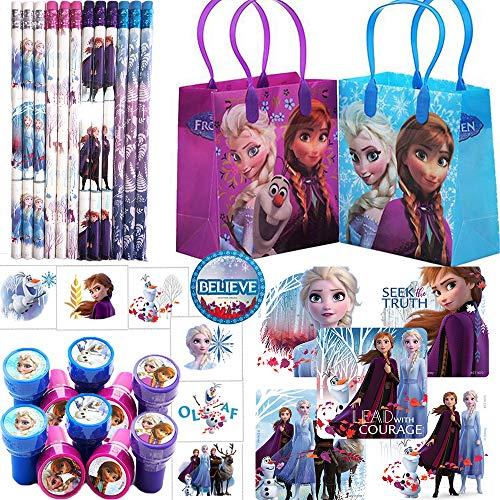 12pcs Frozen Goodie Bag Set