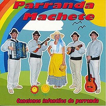 Canciones Infantiles de Parranda