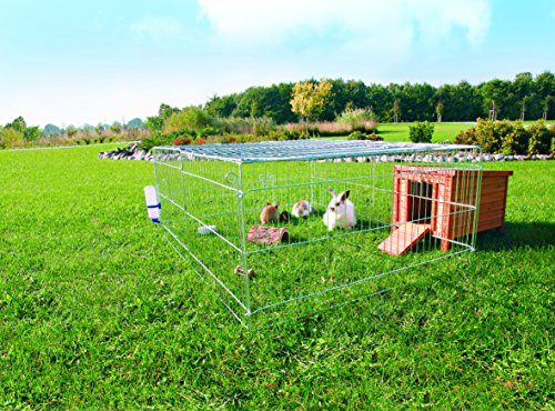Rabbit Hutch Portable
