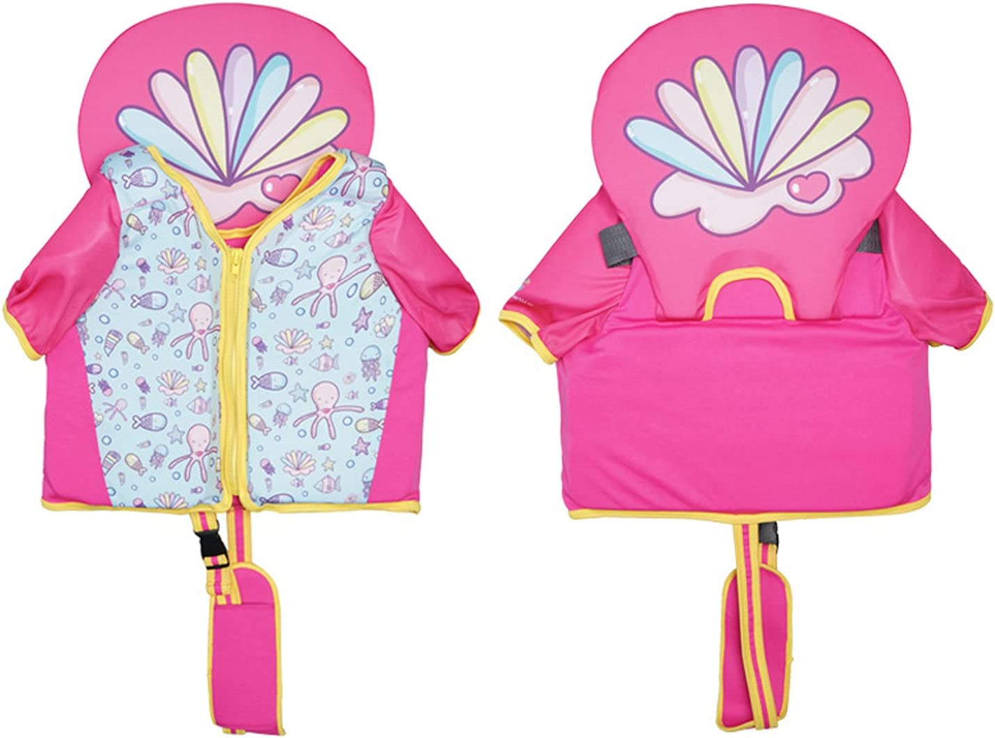 Kids Swim Vest Super beauty product restock quality top! for 22-50 Lbs Girls and Learn Train Excellent Boys Swimming