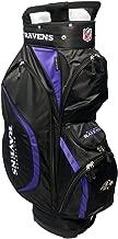 Team Golf NFL Clubhouse Golf Cart Bag - Baltimore Ravens