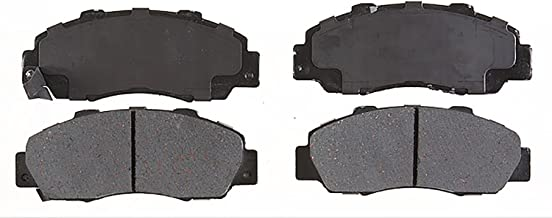 ACDelco 14D503CH Advantage Ceramic Front Disc Brake Pad Set
