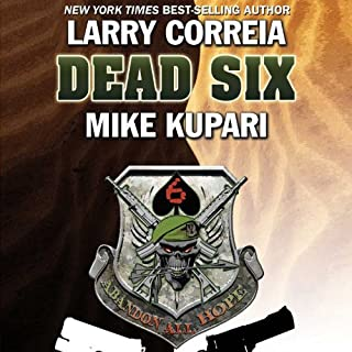 Dead Six cover art