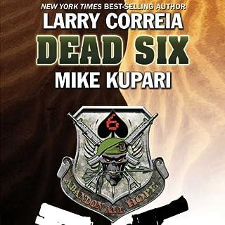 Dead Six cover art