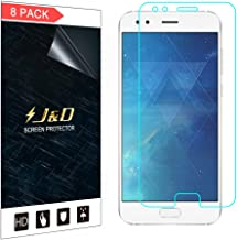J&D Compatible for 8-Pack ZenFone 4 Screen Protector, [Not Full Coverage] Premium HD Clear Film Shield Screen Protector for ASUS ZenFone 4 Crystal Clear Screen Protector