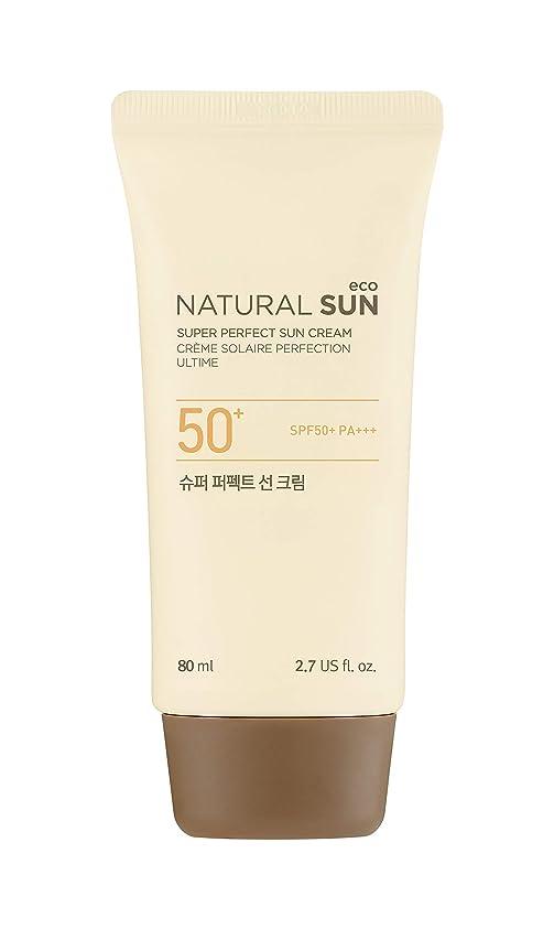 司書瞑想そうでなければ[ザ?フェイスショップ] THE FACE SHOP [スーパー パーフェクト サンクリーム? 80ml] (NSE Super Perfect Sun Cream SPF50+ PA+++ 80ml) [海外直送品]