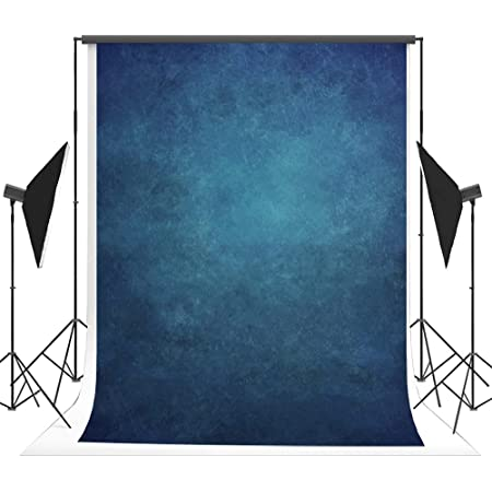 Striped 8x10 FT Photo Backdrops,Navy Blue and Beige Paintbrush Strokes Design Lines Hand Drawn Style Art Background for Baby Shower Bridal Wedding Studio Photography Pictures Dark Blue White Beige