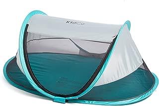 peapod camping bed
