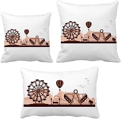 Amazon.com: Doble Blessings – Extra Changeable almohada y de ...