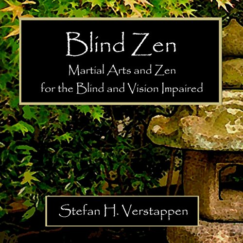 Blind Zen audiobook cover art