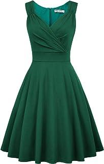 Suchergebnis Auf Amazon De Fur Dunkelgrun Kleider Damen Bekleidung