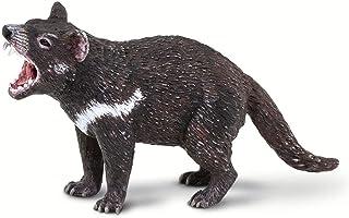 Safari- Tasmanian Demon Animals, Multi-Colour (S100247)
