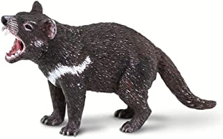 Safari Ltd. Wild Safari Wildlife - Tasmanian Devil - Quality Construction from Phthalate, Lead and BPA Free Materials - for Ages 3 and Up