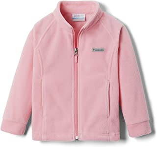 Columbia Baby Benton Springs Jacket, Soft Fleece, Classic Fit