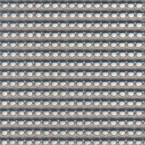 Vorzeltteppich - Soft - 250x600 - ZUSCHNEIDBAR - ohne Ausfransen - formfest - weich - grau - leicht - waschbar - mit Aufbewahrungstasche - Camping - Wohnwagenteppich - Vorzelt Unterlage Zelt