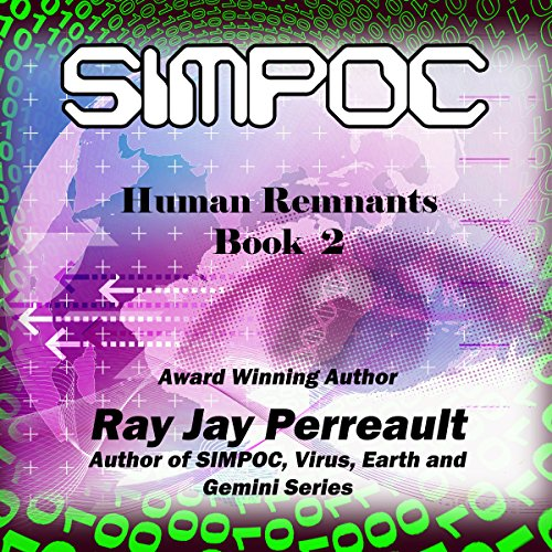 SIMPOC - Human Remnants audiobook cover art