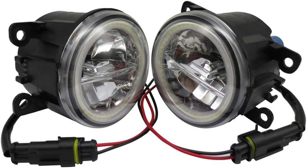 LED Style C LED Nebelscheinwerfer vorne 35500-63J02 f/ür Navara